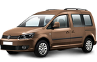 Volkswagen Caddy минивен 2018 года